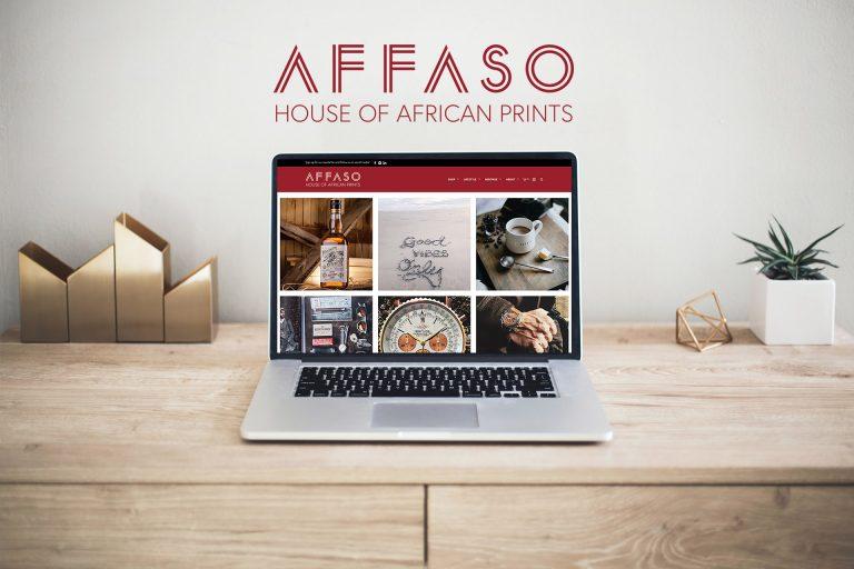 AFFASO Webshop