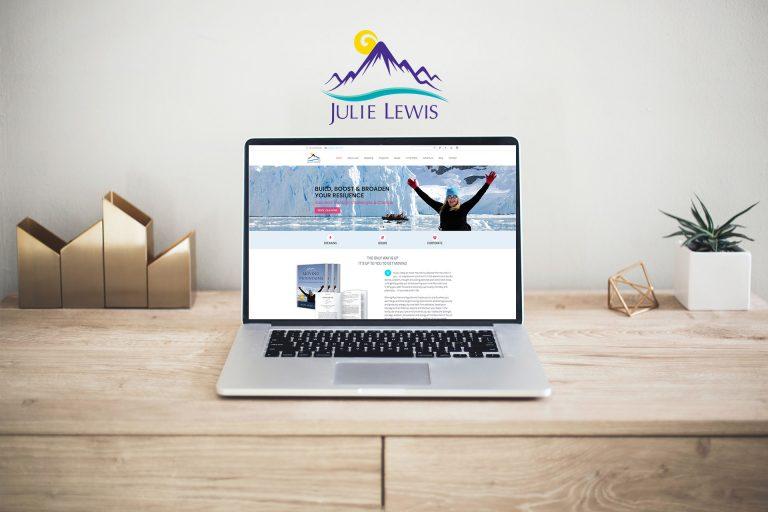 Julie Lewis website