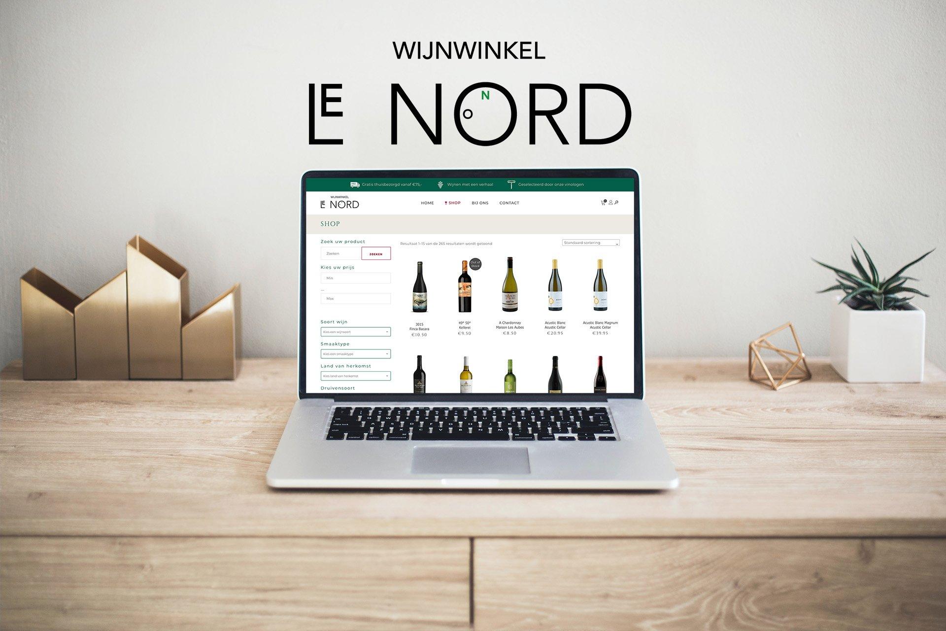 Wijnwinkel LeNord