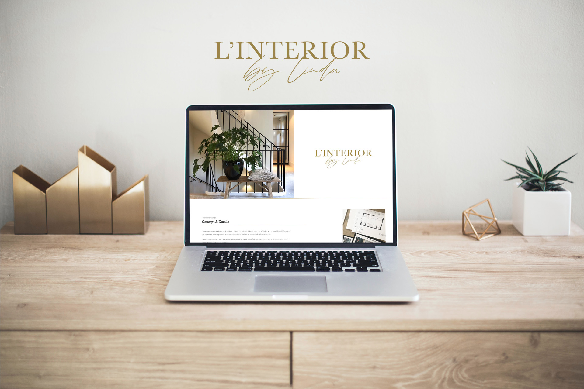 L´interior website