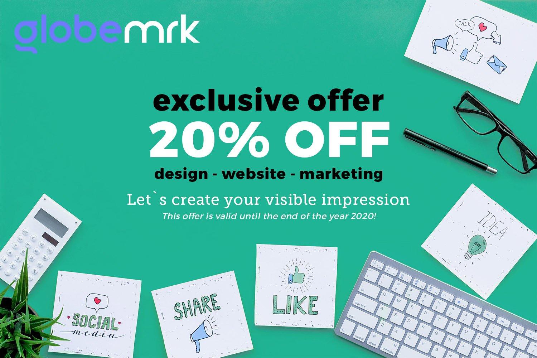 Share offer Globemrk